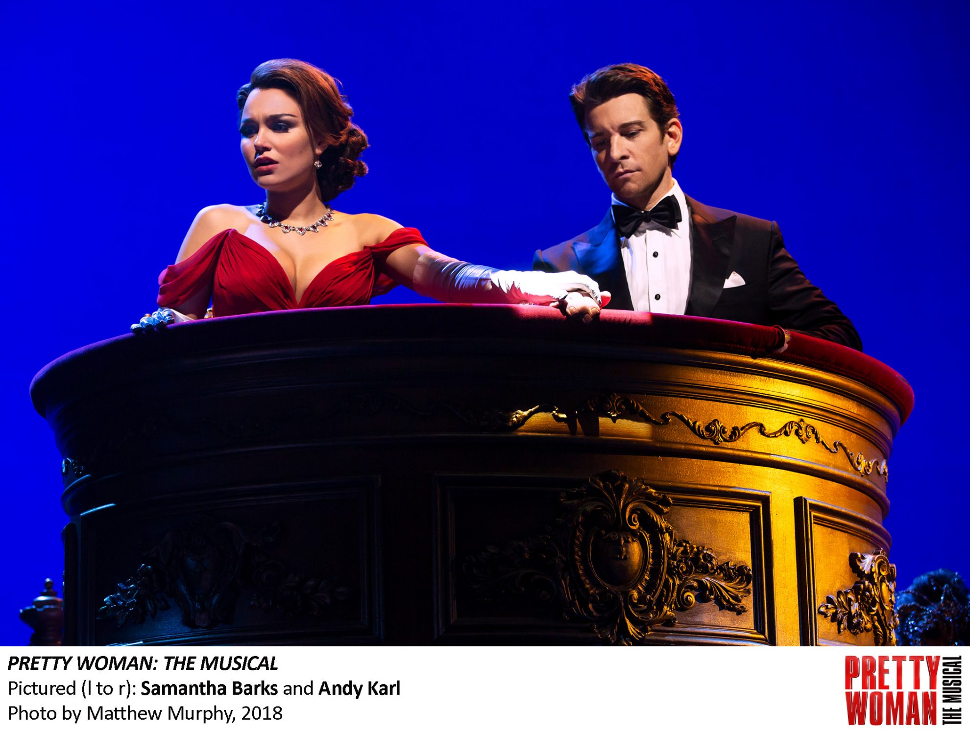 Pretty Woman The Musical is a Broadway Must See Show!