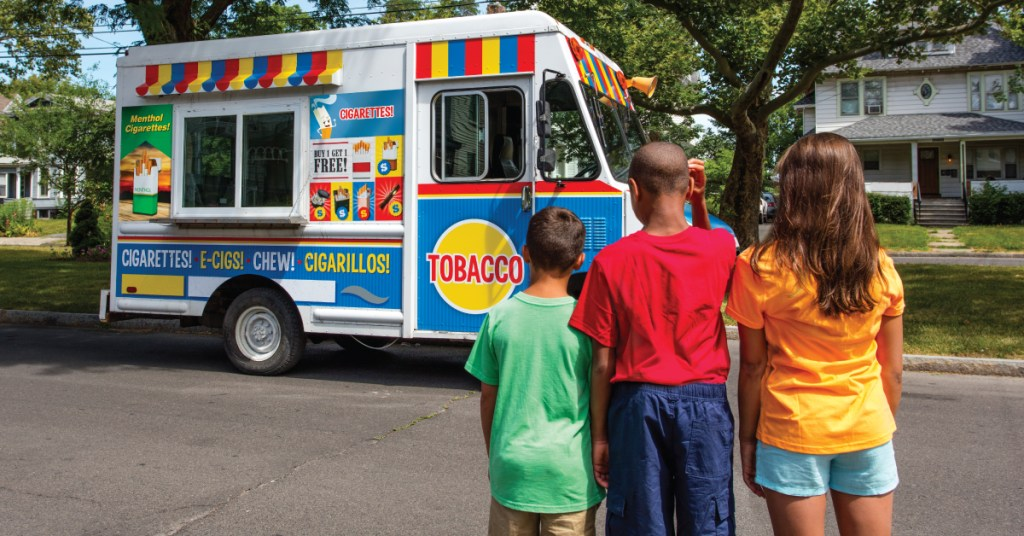 Why I'm Honest With My Kids about The Dangers of Smoking and My Mission to Advance a Tobacco Free New York State