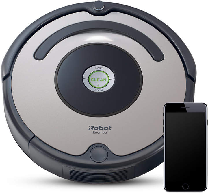 The iRobot Roomba 677 Wi-Fi Connected Robot Vacuum is A TOTAL GAMECHANGER when it comes to cleaning!!! Connect to clean from anywhere with the Roomba 677 robot vacuum. Its patented system can tackle any surface, honing in on high-traffic areas. Program regular sessions via an app. It's also Alexa and Google Assistant compatible.