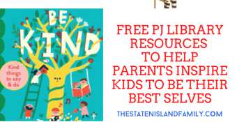 Free PJ Library Resources to help parents Inspire Kids to be their best selves