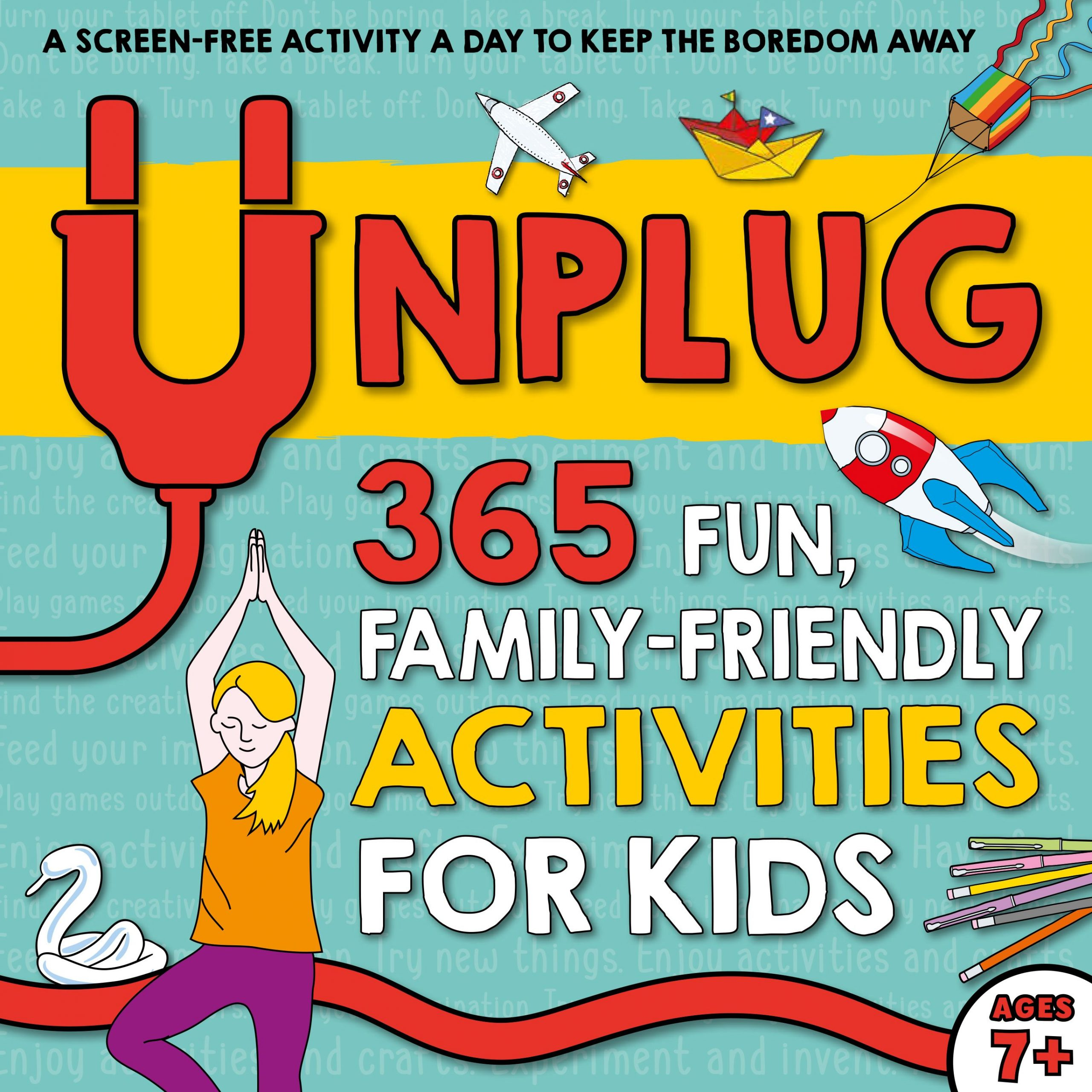Unplug with these Fun Family-Friendly Activities for Kids