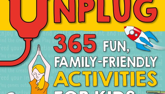 Unplug with these Family-Friendly Activities for Kids