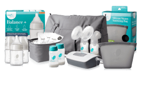 Breastfeeding should be YOUR choice and if it is WIN breastfeeding and bottle feeding essentials from Evenflo Feeding from us!