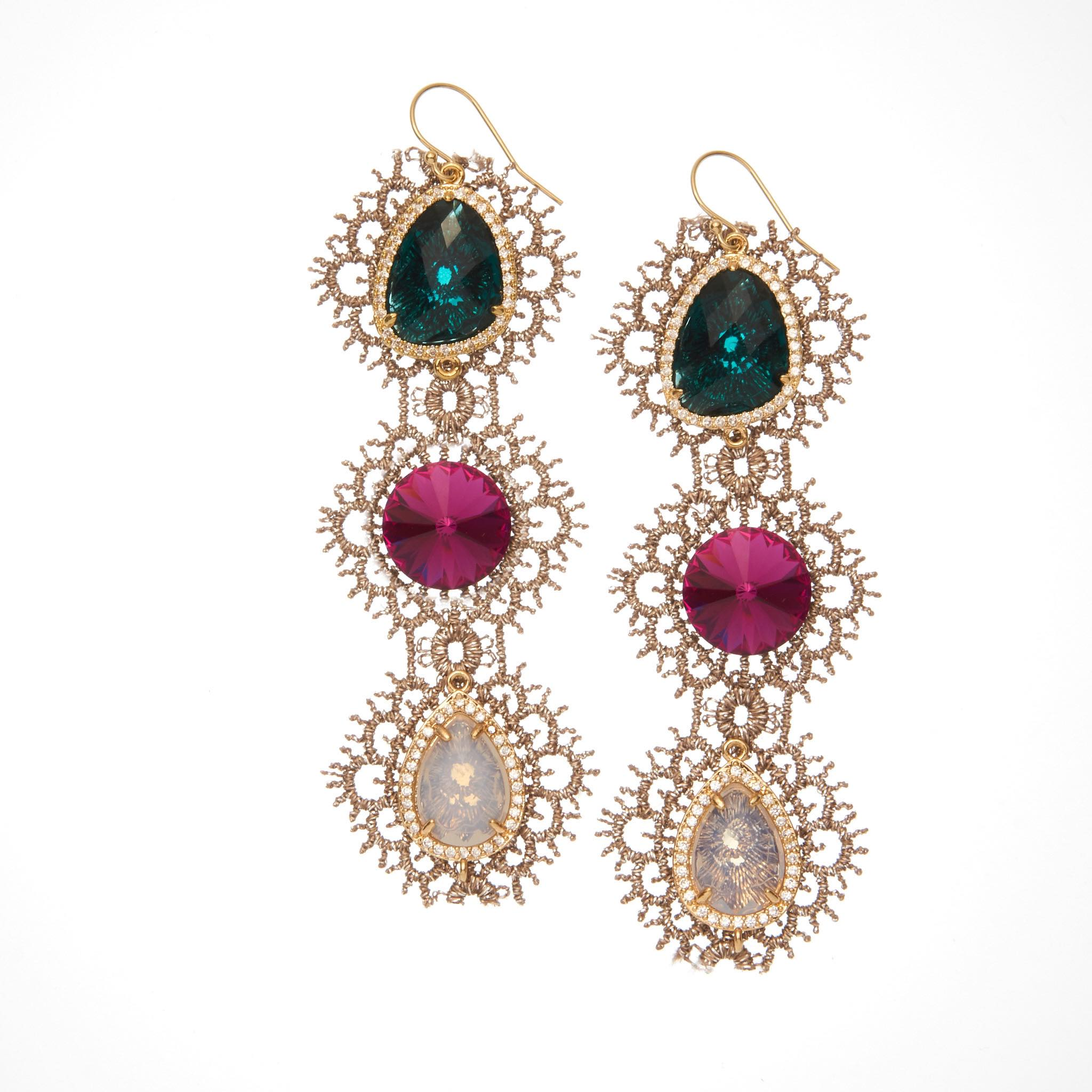 Rosetti Earrings