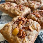 Apple Cinnamon Pecan Muffins - Two points each on all Weight Watchers Plans!