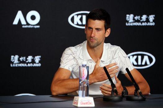 Australian Open 2020: Novak Djokovic cruises through ...