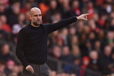 Pep Guardiola Lauds 'really Well' Performance Of Manchester City Players  After Crushing Burnley 5-0