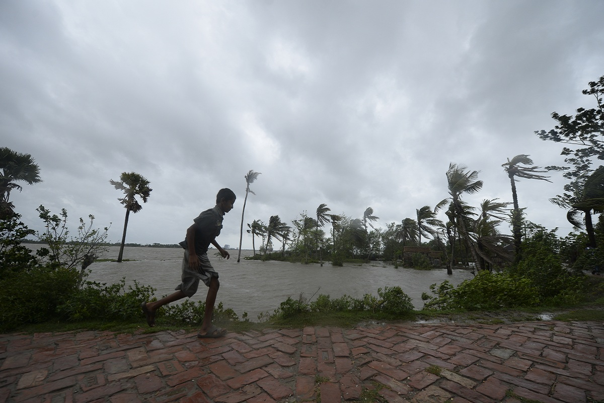 Disaster Management Cyclones