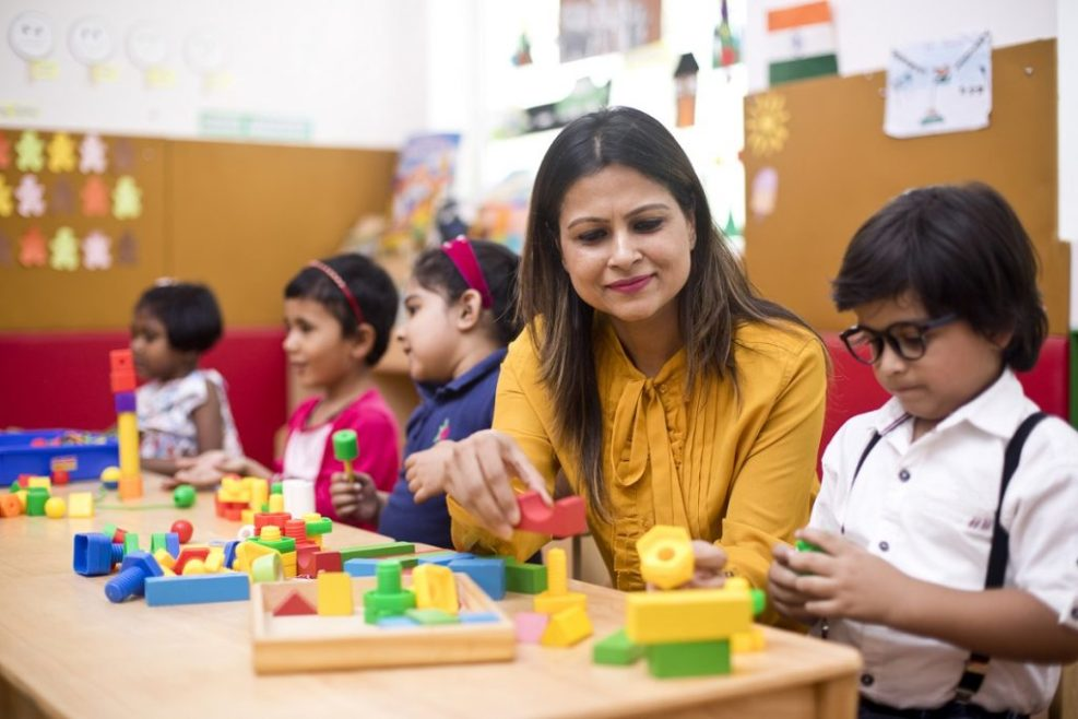 Nursery school admissions in Delhi to be conducted online - The Statesman