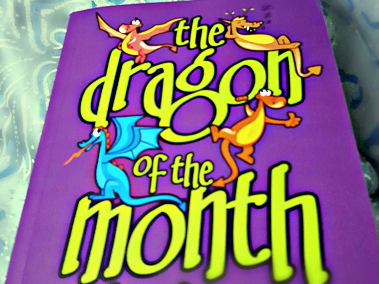 Dragon of the Month Club cover