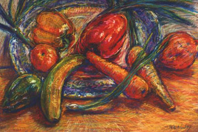 The Versatility of Pastels Workshops at The Steel Rooms