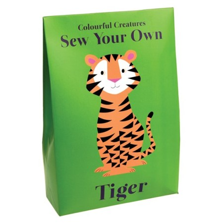 The Steel Rooms Sew your own Tiger
