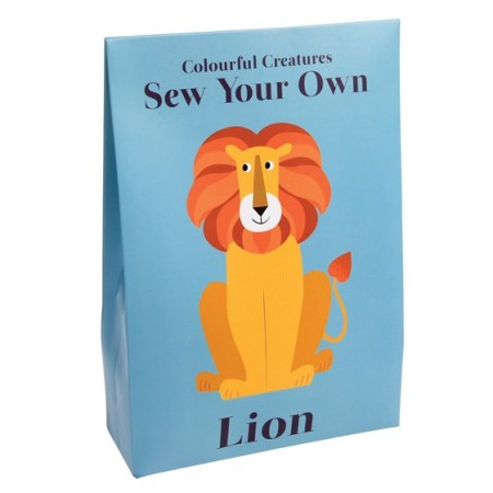 Sew your own Lion