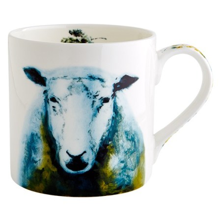 The Steel Rooms Sheep Mug