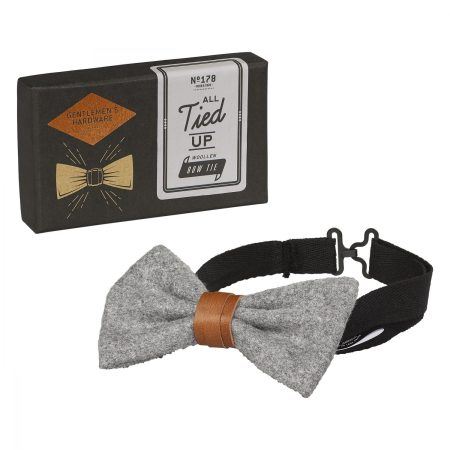 The Steel Rooms Bow Tie