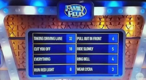 The answers on Family Feud aren't the worst part