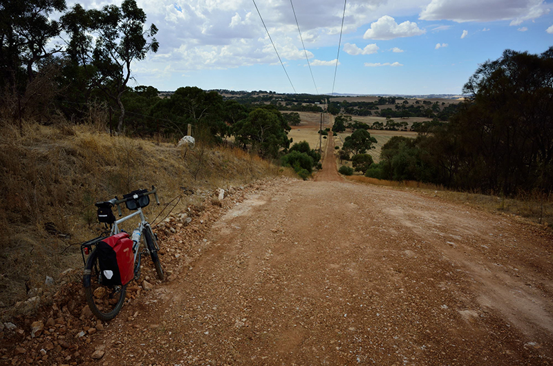Hot on the Trail - Gawler to Riverton via the Mawson