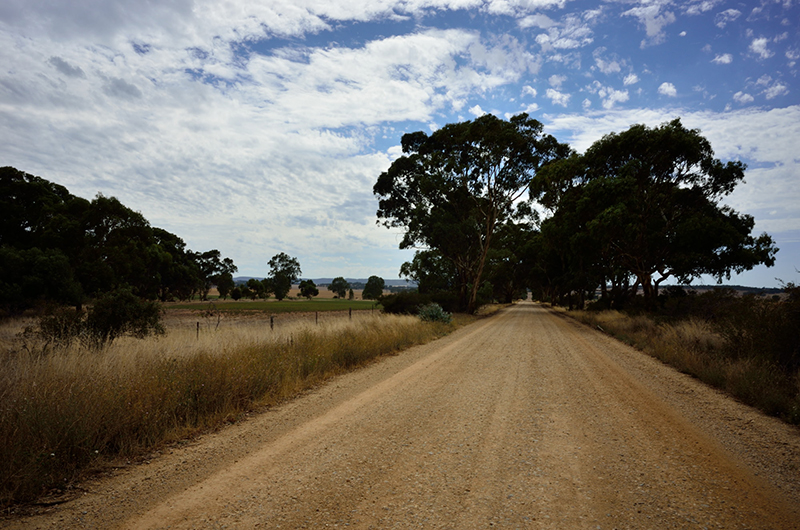 Hot on the Trail Part 2 – Riverton – Burra – Riverton