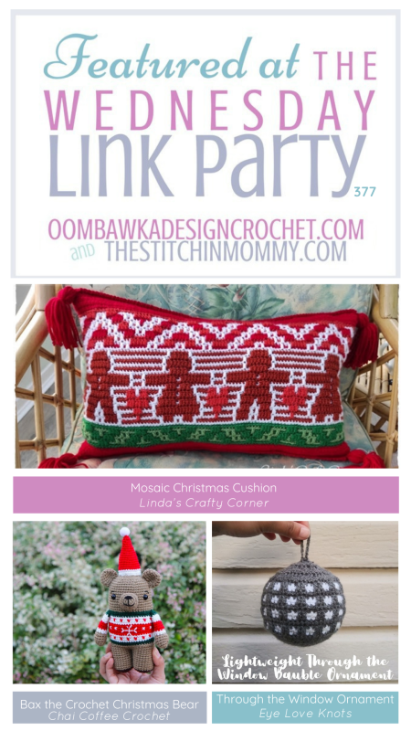 The Wednesday Link Party #377 | www.thestitchinmommy.com