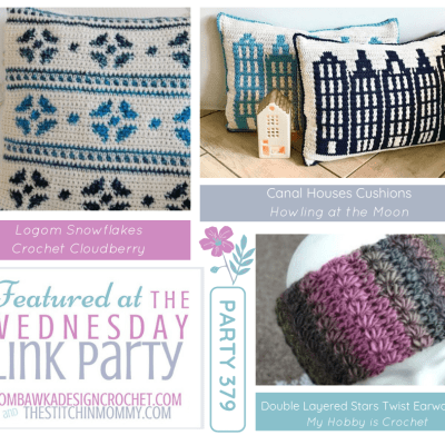 The Wednesday Link Party 379 featuring the Canal Houses Cushions