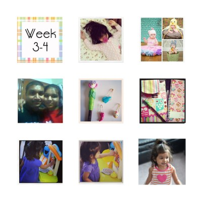 A Week In Pictures {#3 & #4}