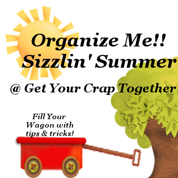 Organize Me Sizzlin' Summer Link Party!