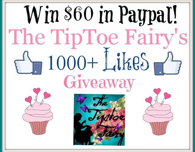 The TipToe Fairy Giveaway!