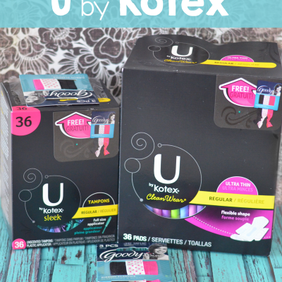 I'm Unstoppable with U by Kotex