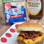 Barbecue Cowboy Cheeseburger #SayCheeseburger
