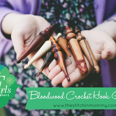 Furls Handmade Wood Crochet Hook Giveaway