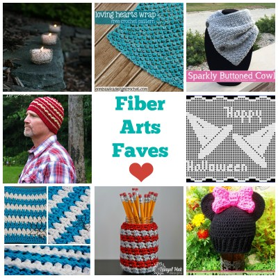 Friday Faves in Food and Fiber Arts {8}