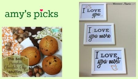 Tuesday PIN-spiration Week 14 - Amy's Picks