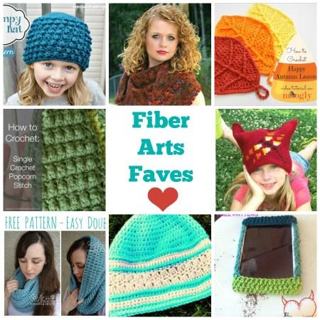 Fiber Arts Faves Week 12
