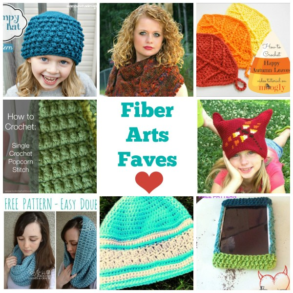 Fiber Arts Faves Week 12