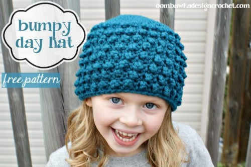 Bump Day Hat Free Pattern