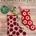 I Like Crochet Magazine December 2014 Issue