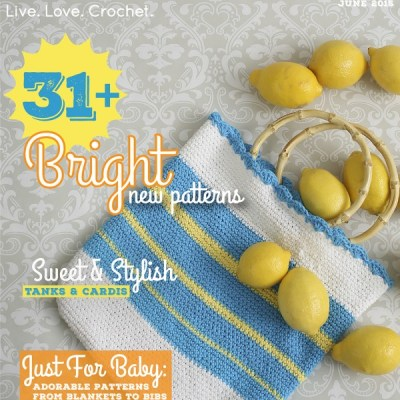 I Like Crochet Magazine – June Issue