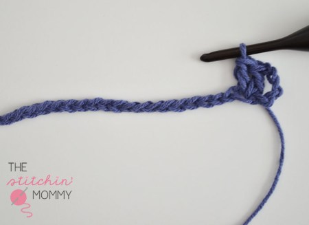Aligned Double Crochet Stitch Tutorial and Afghan Square | www.thestitchinmommy.com #crochet #stitch #tutorial #square #aligned #doublecrochet #afghan