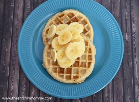 Enjoy Breakfast Again with Gluten Free Eggo Waffles | www.thestitchinmommy.com