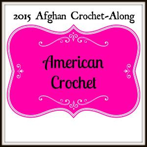 American Crochet 2015 Afghan CAL