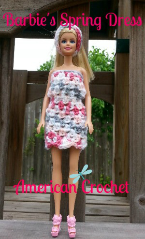 Barbie's Spring Dress