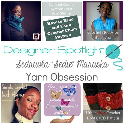 Designer Spotlight – Sedruola Maruska from Yarn Obsession