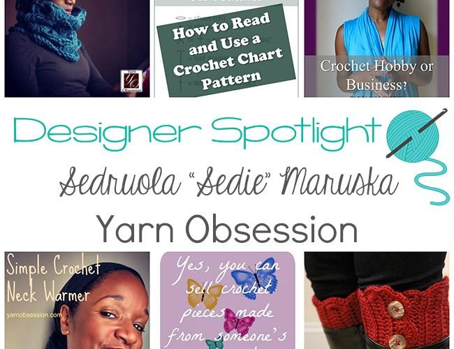 Designer Spotlight – Sedruola Maruska from Yarn Obsession