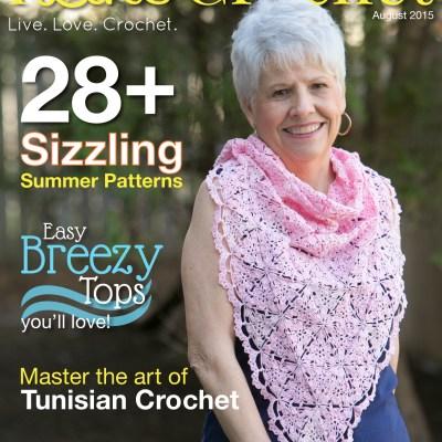 I Like Crochet Magazine – August Issue