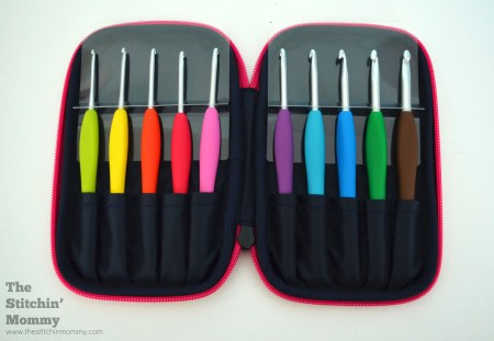Celebration Giveaway from The Stitchin' Mommy! Enter to win 10 skeins of Knit Picks Yarn and a set of Clover Amour Hooks with carrying case. Ends 8-10-15. Open worldwide where allowed by law #giveaway | www.thestitchinmommy.com