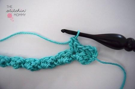 Let's Learn a New Crochet Stitch! - Sedge Stitch Tutorial   www.thestitchinmommy.com