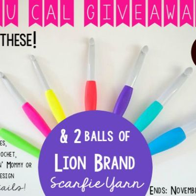 Crochet With Us CAL Giveaway!