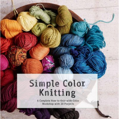 Simple Color Knitting: Book Review