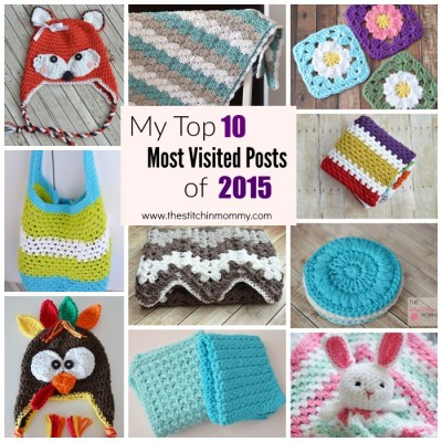 My Top 10 Most Visited Posts of 2015