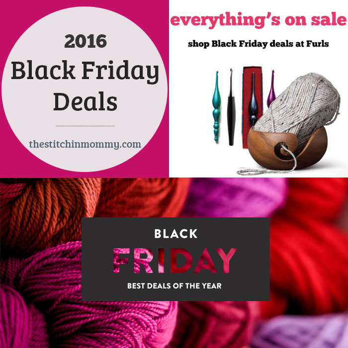 Black Friday Specials 2016 | www.thestitchinmommy.com